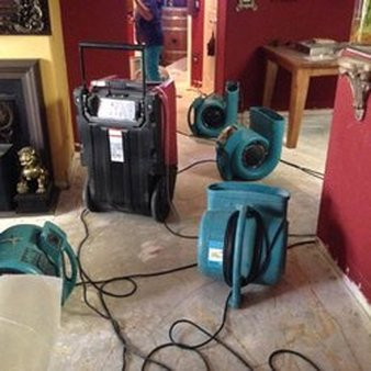 Water Damage Remediation in North San Diego Co.